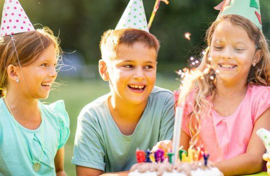 festa di compleanno bambini bosco di paliano