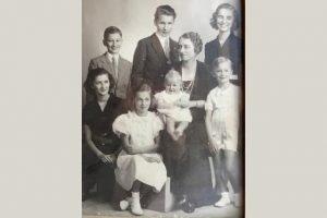 la storia del Bosco di paliano famiglia